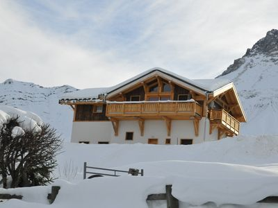 Photo for CHALET INDIVIDUAL 10 PEOPLE ALBIEZ MONTROND STATION FAMILY VILLAGE 1. 600