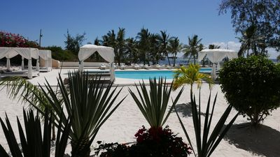 Photo for COME ENJOY THE SUN, SAND AND THE BEACH ON THESE BEACHFRONT APARTMENTS