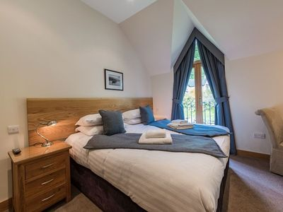 Photo for Mains of Taymouth, Kenmore ~ 5* 6 The Gallops - Upstairs property - sleeps 4 guests  in 2 bedrooms