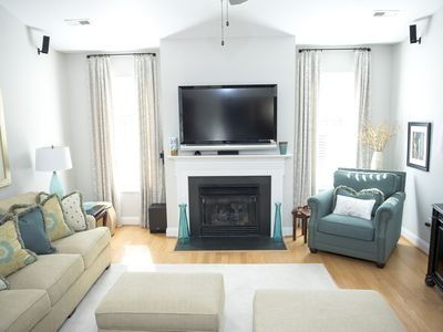 Photo for Immaculate Home w/ Master Suite and Outdoor Living Space Close to Liberty Univ