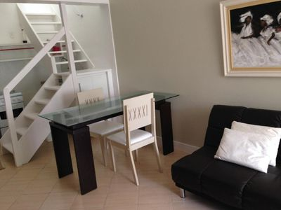 Photo for 1 bedroom apartment in village in Praia do Flamengo - 50m from the beach