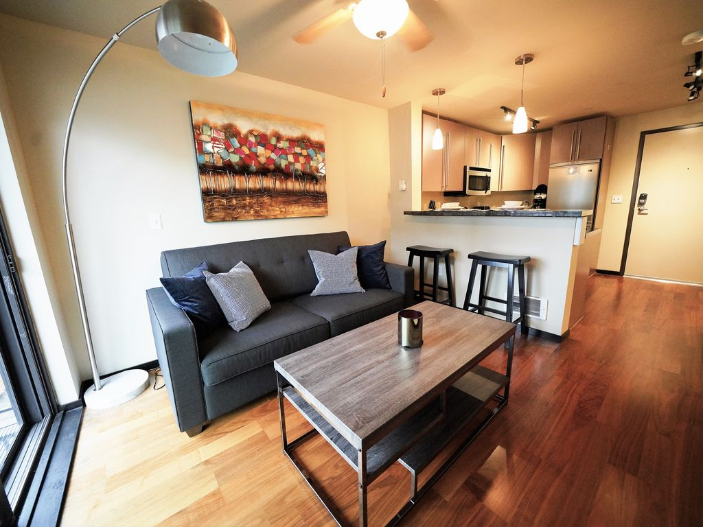 One Bedroom Belltown Condo