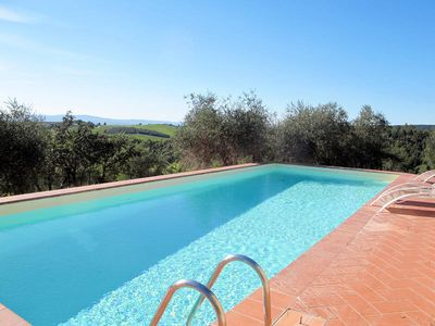 Photo for Apartment Podere Siepi  in Castellina in Chianti, Siena and surroundings - 6 persons, 3 bedrooms