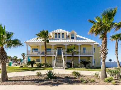 Photo for Porpoise of Life: NEW LISTING, 5/4.5, Boardwalk to Beach, Pool, Sleeps 16