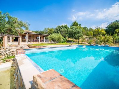 Photo for ☼ New finca with pool in an idyllic location