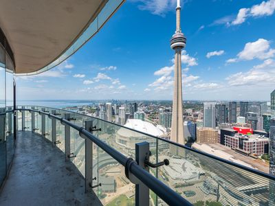 Photo for Breathtaking Views of CN Tower in Heart of Downtown