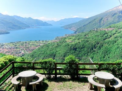 Photo for Apartment Edera (GRV436) in Gravedona - 4 persons, 2 bedrooms