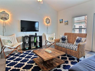 Photo for Close to Miles of Beaches, Deep Cleaned, Roomy, Amenities Provided