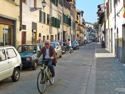 Photo for Apartment 118 m from the center of Florence with Internet, Washing machine, Air conditioning (117827)