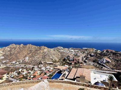 Photo for Cabo Pedregal Hotel & Condos offers Private Sleeps 13  Unit with Full Facilities