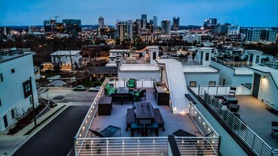 Photo for Gulch Nashville Rooftop Townhome