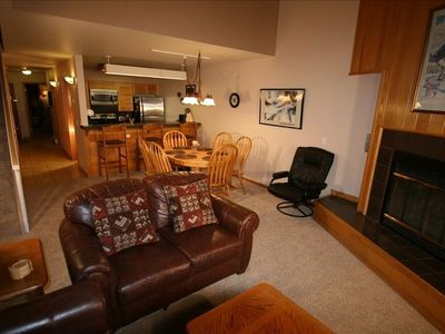 Photo for Walk to Lifts, Mtn View, Pool, Hot Tub, Underground Parking!