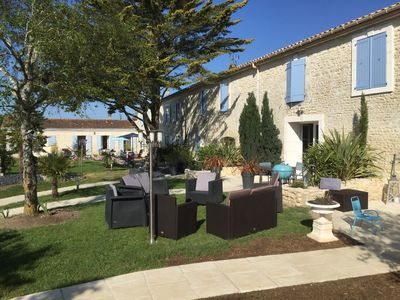 Photo for Gite Angel, 4 * between countryside and seaside