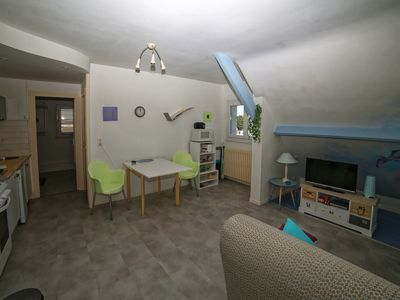 Photo for Impeccable small apartment, equipped and well kept