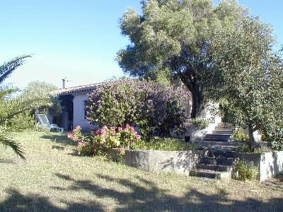 Photo for San Teodoro: beautiful house original Sardinian architecture. Great location tranq