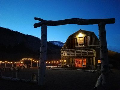 Photo for Secluded glamping in the beautiful San Juan Mountains