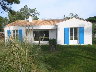 Photo for Oleron Sables Vignier: house / villa - 5 rooms - 6/8 persons