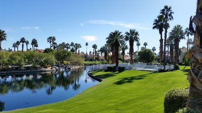 Photo for Mediterranean Style Villa on lake at PGA West in La Quinta! Five Star*****