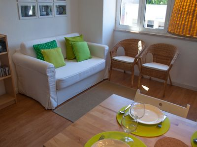 Photo for Modern and charming apartment in centre lisbon. Nice view and free internet!