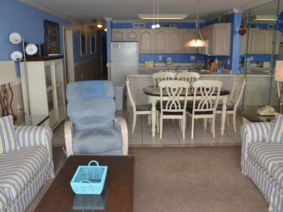 Photo for LARGE AND LOVELY 3 BEDROOM SUITE WAITING FOR YOUR ARRIVAL IN GARDEN CITY SC!