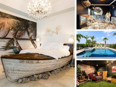 Photo for Stunning 5 Br Ultimate Themed Reunion Villa -W236
