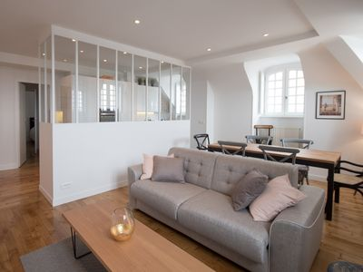 Photo for 4BR Apartment Vacation Rental in Saint-Malo, Bretagne