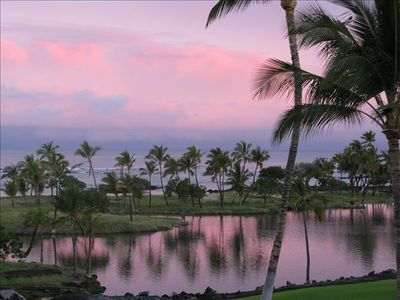Photo for Welcome to H302 -  Your Oceanfront Penthouse Villa at Mauna Lani Terrace