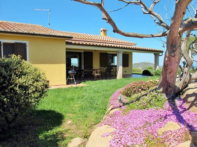 Photo for Vacation home Villa Petra  in Palau, Sardinia - 6 persons, 3 bedrooms