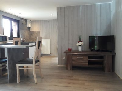 Photo for Les Massonnat, charming apartment of 50 m2 full foot in Aix-Les-Bains