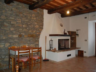 Photo for Ancient Sorano style house for groups