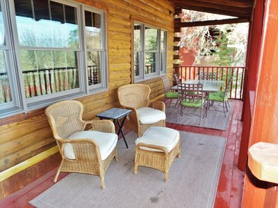 Photo for New-Gorgeous Cabin with Views of The Open Ranges w/Internet