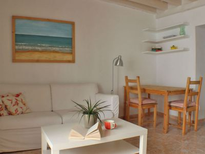 Photo for Romantic apartment in the heart of Cádiz