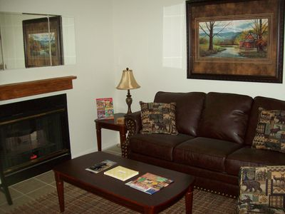 Photo for One Bedroom Condo Nestled in the Heart of Gatlinburg (Unit 406)