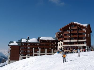 Photo for 1 bedroom accommodation in Plagne Soleil