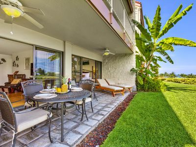 Photo for Enjoy Golf and Ocean Views | Ground Floor | WIFI | Starting at $115/night!