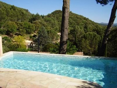 Photo for Taradeau, Villa in a typical Provencal style, nice with magnificent views