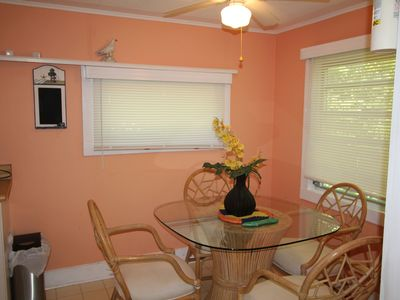 "Photo for Cozy One Bedroom Cottage on The Indian River Lagoon ""Old Florida Charm"""