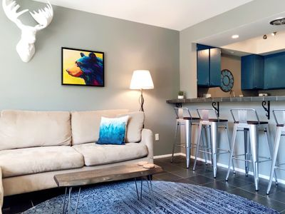 Photo for Bar7K our Beautiful Jackson Townhouse Hideaway - Walk to Town - Light & Bright