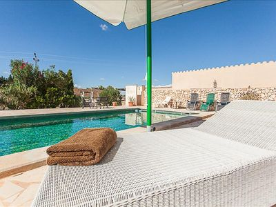 "Photo for ""VILLA FAVELA"" WITH POOL NEAR ES TRENC L12E 12513"