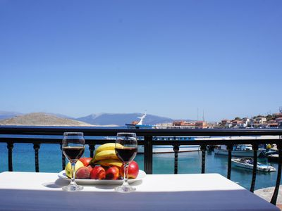 Photo for Aegean View Villa (Superior) in Halki