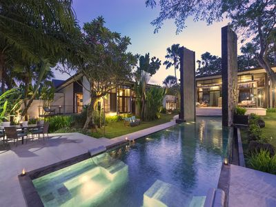 Photo for Luxury 5 Bedroom Closed Living Space, Canggu;