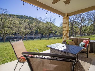Photo for Rio Guadalupe 107 | First Floor Condo on Guadalupe River
