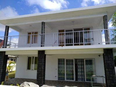 Photo for Arc en ciel apartment mauritius