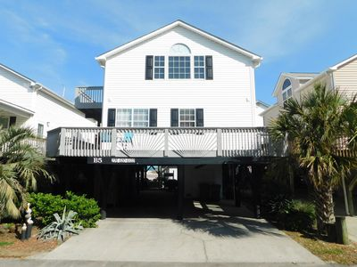 Photo for OCEAN VIEW 4 bdrm (2 Kings) sleeps 11 with GOLF CART