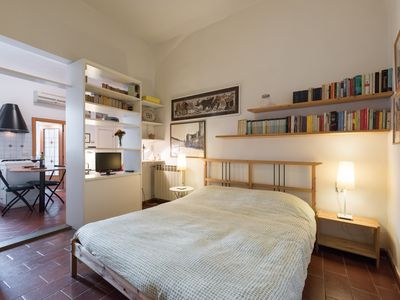 Photo for Florence, in the heart of the historical centre, confortable and quiet apartment