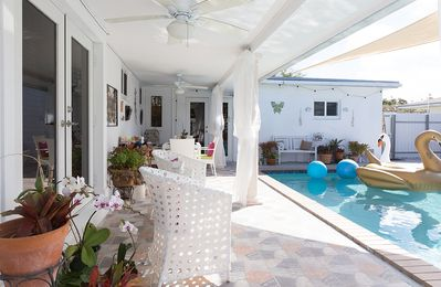 Photo for Private bedroom w access to common areas   (Wynwood )Hot Tub /Pool, Cutler Bay