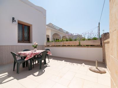 Photo for 2 bedroom Villa, sleeps 4 in Torre San Giovanni with Air Con and WiFi