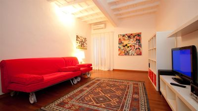 Photo for Agnese In Agone 1239 apartment in Centro Storico with air conditioning.
