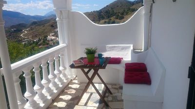 Photo for BEAUTIFUL VILLA WITH PANORAMIC VIEWS AND PRIVATE POOL