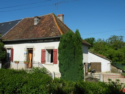 Photo for 3BR House Vacation Rental in Mouhet, Centre-Val De Loire